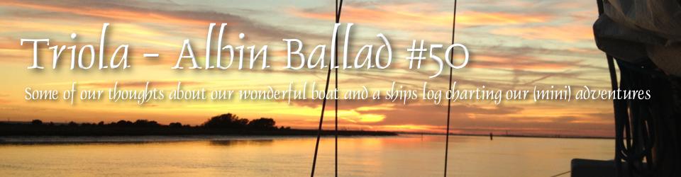 Triola – Albin Ballad #50