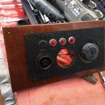 New engine control backer